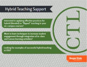 service card - hybrid learning